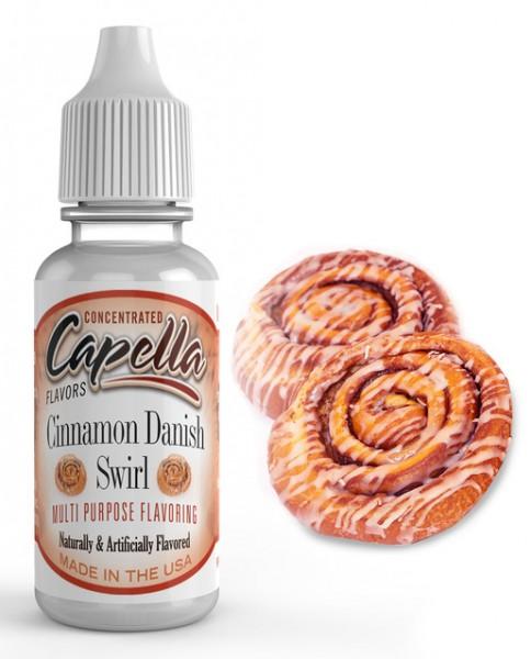 Capella Aroma 13ml Cinnamon Danish Swirl