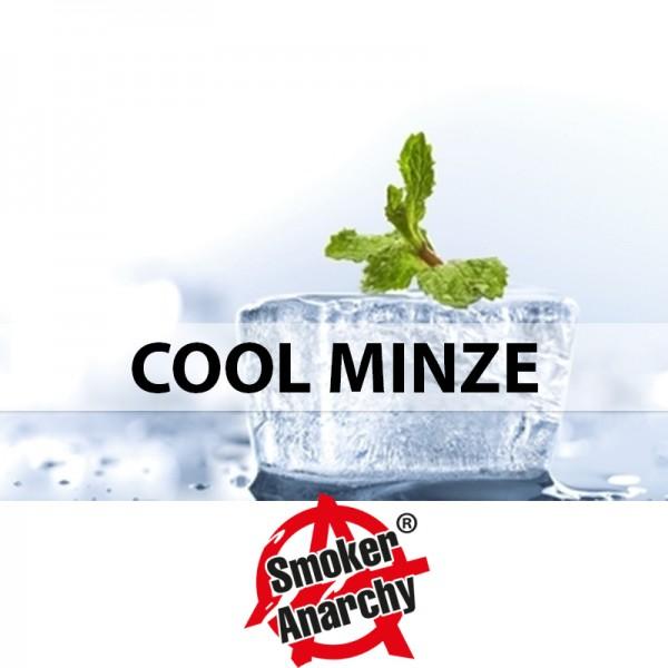 Smoker Anarchy® Premium E-Liquid / Liquid Cool Minze