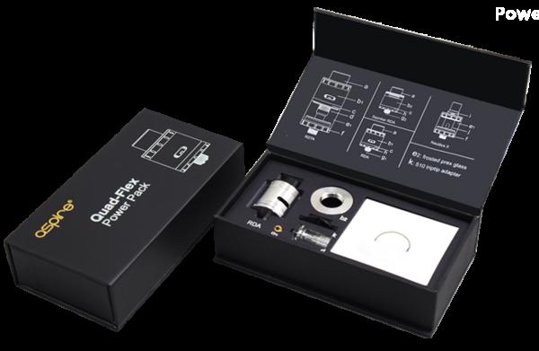 Aspire Quad Flex Power Pack