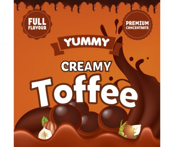 Big Mouth Aroma Yummy Creamy Toffee 10ml