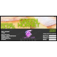 Twisted Flavors-Aroma (10 ml) Green Hornet
