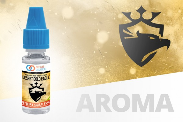 Nexus Aroma 10ml Desert Gold Eagle Tabak