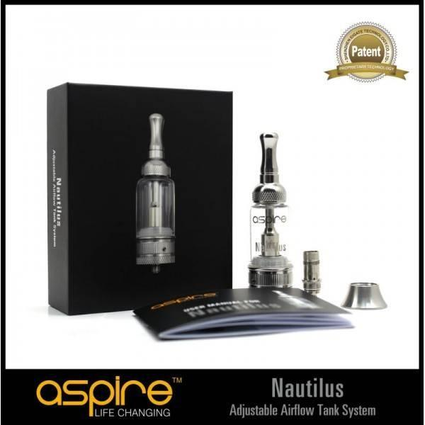 Aspire Nautilus BVC Set