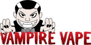 Vampire Vape E-Liquid (30 ml Glasflasche) 0mg